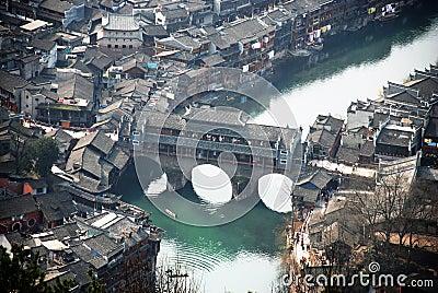 Fenghuang ancient town of Hongqiao