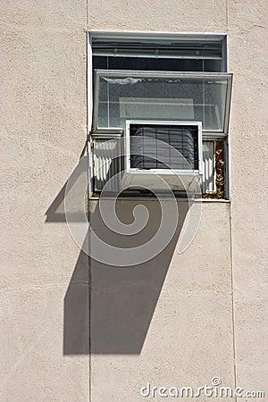 Fenster klimaanlage lizenzfreie stockfotos bild 334478 for Fenster klimaanlage