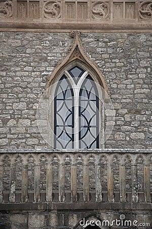 Fen tre gothique images libres de droits image 33345539 for Fenetre gothique