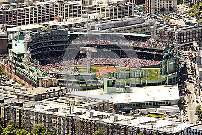 Fenway Park Editorial Stock Photo