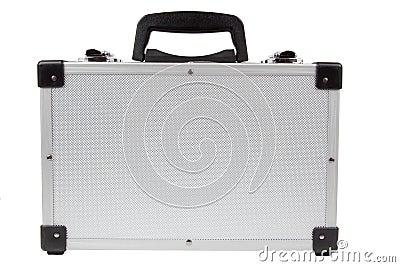fer de valise avec des blocages images stock image 28232964. Black Bedroom Furniture Sets. Home Design Ideas