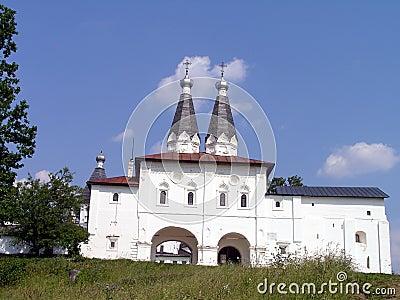 Ferapontovo - Monastery