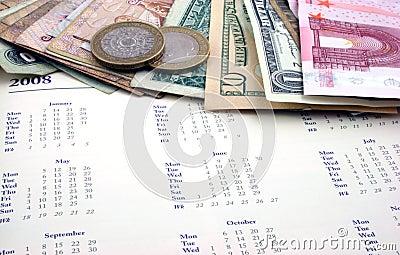 Feriado com dinheiro