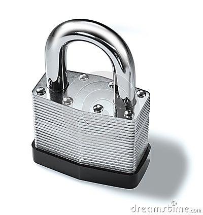 Fermez à clef le cadenas