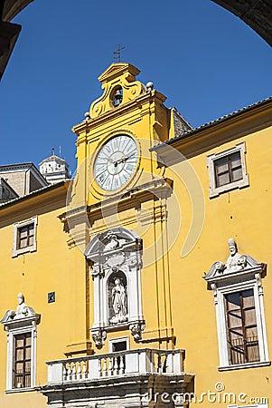 Fermo - Historic building