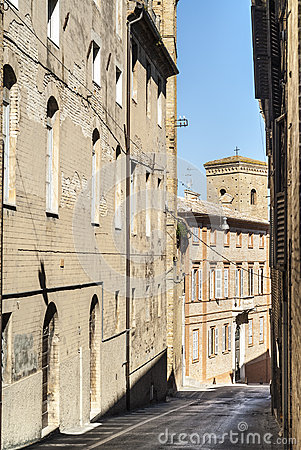 Fermo - Historic buildings
