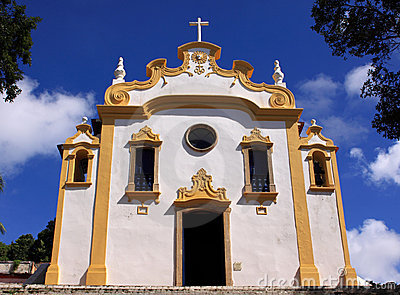 Fernando de Noronha colonial church
