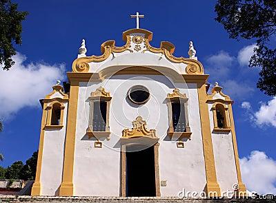 Fernando de Noronha colonial church