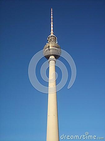 Free Fernsehturm Berlin Stock Photo - 605760