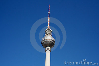 Fernsehturm in Berlin / Germany
