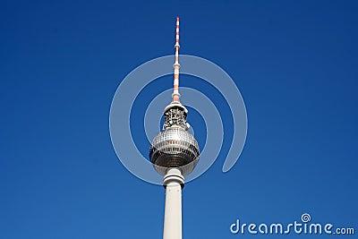 Fernsehturm in Berlin / Germany