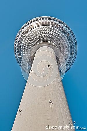 Fernsehturm in Berlin, Germany