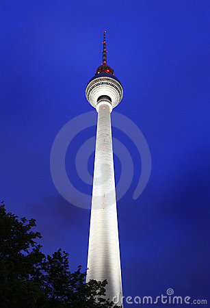 Fernsehturm Berlin - TV tower, Germany