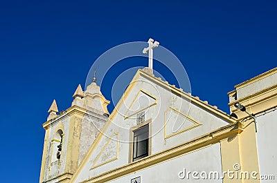 ferragudo church