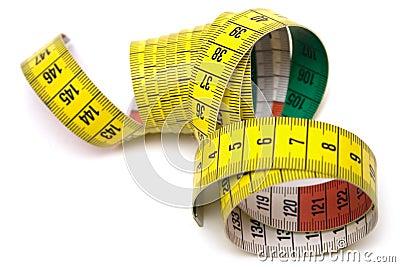 Ferramenta de medição (vista superior)