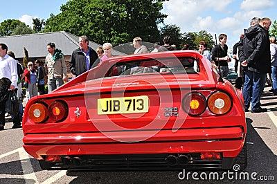 Ferrari 328 GT Editorial Photography