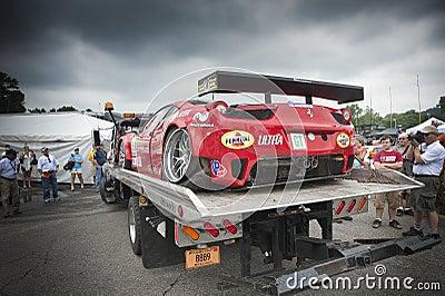 Ferrari 458 Editorial Photo