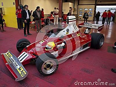 Ferrari Championship Editorial Image
