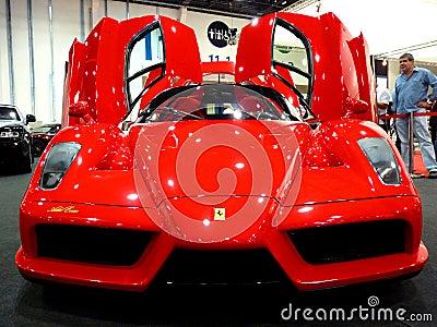 Ferrari Enzo Editorial Image