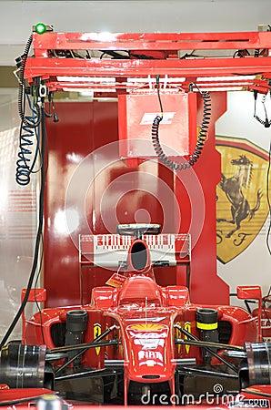 Ferrari F1 Editorial Image
