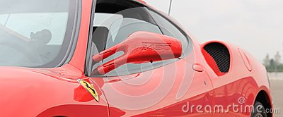 Ferrari F430 Royalty Free Stock Images - Image: 25767939