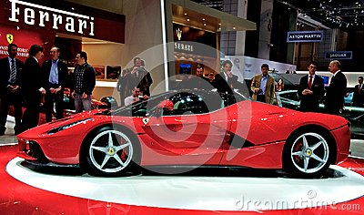 Ferrari LaFerrari 2014 Editorial Photo