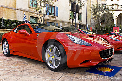 Ferrari Show Day - Ferrari California - F149 Editorial Image