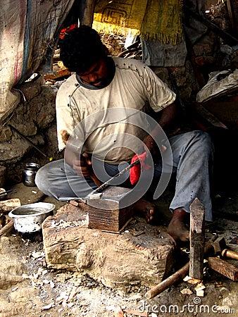 Ferreiro tradicional