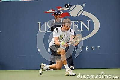 Ferrero J C at US Open 2009 (10) Editorial Stock Photo
