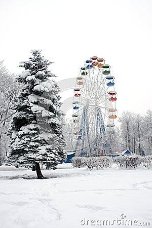 Free Ferris Wheel Royalty Free Stock Photo - 12699355