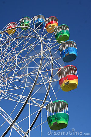 Free Ferris Wheel Stock Image - 15379751