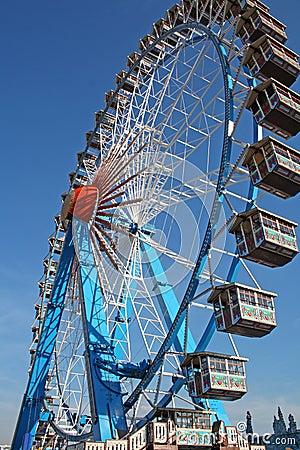 Free Ferris Wheel Stock Photography - 16625662