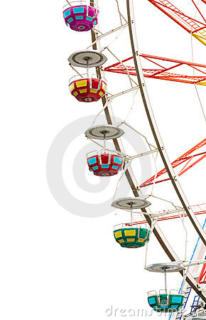 Free Ferris Wheel Royalty Free Stock Photo - 19091545