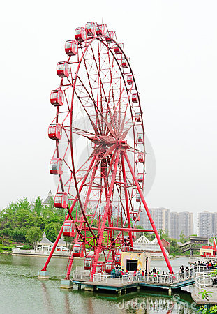 Ferris wheel Editorial Photography