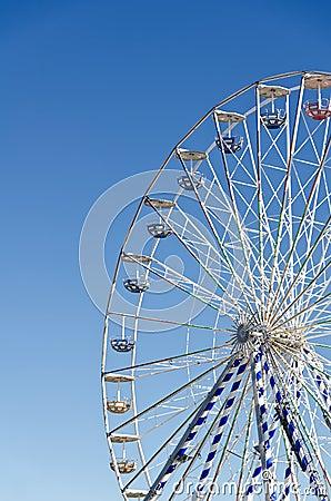 Free Ferris Wheel Stock Image - 24402731