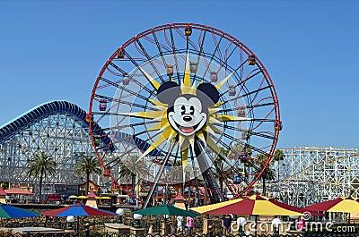 Ferris Wheel Editorial Photo