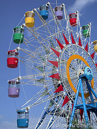 Free Ferris Wheel Stock Photo - 34980