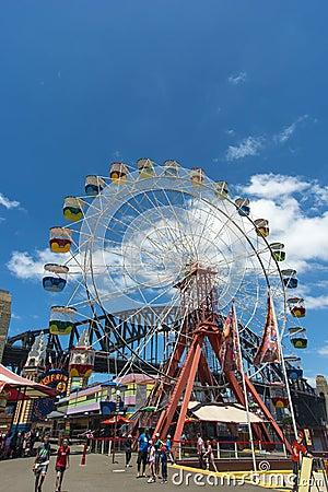 Free Ferris Wheel Stock Photo - 36706270