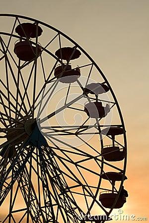 Free Ferris Wheel Stock Image - 7765321