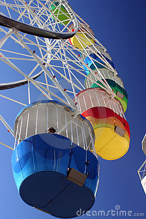 Free Ferris Wheel Stock Image - 932771