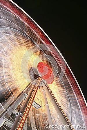 Free Ferris Wheel Close-up Royalty Free Stock Image - 8004156