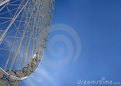 Ferris Wheel at Les Tuileries
