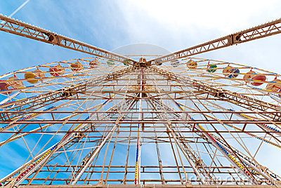 Ferris Wheel Editorial Image