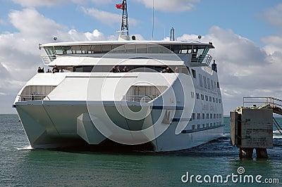 Ferry. Editorial Photo