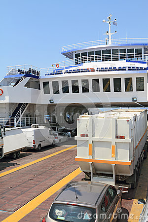 Free Ferry Boat Stock Image - 32718231