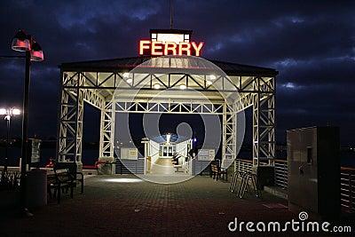 Ferry Loading Dock