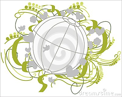 Fertile Environment Globe.