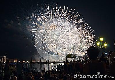 Festa del Redentore-Venice,Italy Editorial Image