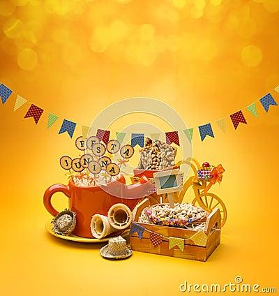 Free Festa Junina Party Stock Image - 69862251