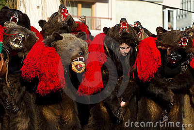 Festival ancestral customs and traditions Editorial Stock Photo